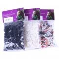 Резинки для гривы в пакете,QHP арт.Q5098