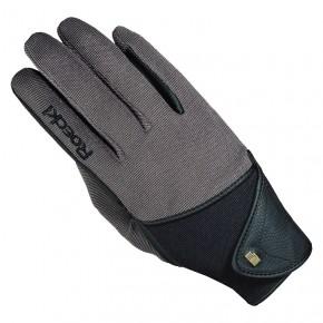 """Перчатки""""Elastic Winter""""на флисовой подкладке арт.RUS41098 - серый- 7"""