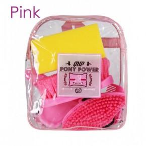"Набор для чистки""Pony"",QHP арт.RUSQ5212- розовый"