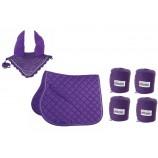 Комплект вальтрап+ушки+бинты арт.RUSL56935- фиолетовый - универсальный