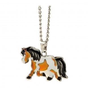 """Цепь с подвеской""""Pony""""арт.305034"""