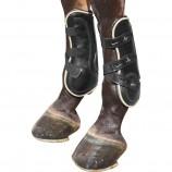 Ногавки кожаные арт.60541