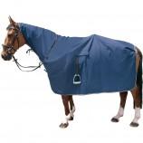Попона под седло с капором,  Horse-Friends арт.54824