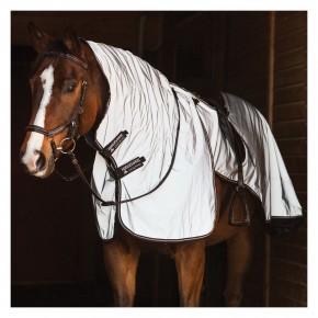 "Попона ""Reflective Night Rider"",Horseware арт.54492"