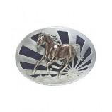 Пряжка'Galoppierendes Pferd'арт.53816