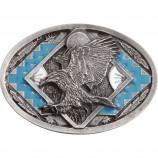 """Пряжка""""Blue Eagle""""арт.53839"""
