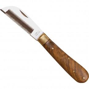 Нож для прореживания гривы арт.7136
