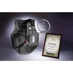 Жилет защитный'Flexi Black'для взрослых,L-Safety арт.353